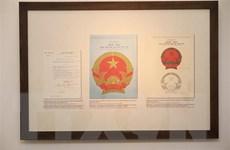 Hành trình sáng tạo Quốc huy Việt Nam của họa sỹ Bùi Trang Chước