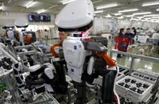Nhật Bản ứng dụng robot vào quy trình kiểm tra chất lượng sản phẩm