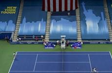 Giải Quần vợt Mỹ mở rộng lần đầu tiên không có khán giả vào sân