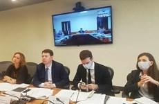 Việt-Nga thảo luận các dự án đầu tư ưu tiên trong bối cảnh COVID-19