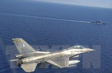 NATO tổ chức tập trận không quân tại Cộng hòa Séc