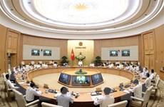 Nghị quyết phiên họp Chính phủ chuyên đề xây dựng pháp luật tháng 8