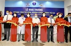 Bệnh viện TW Huế khai trương Trung tâm tư vấn khám chữa bệnh từ xa