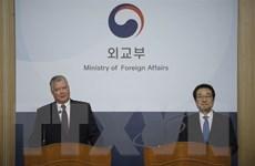 Mỹ-Hàn hy vọng đạt tiến bộ trong phi hạt nhân hóa Bán đảo Triều Tiên