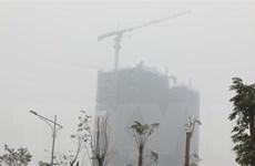 Không khí Hà Nội ngày 2/9 ô nhiễm, người dân hạn chế ra ngoài