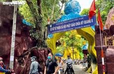 Sớm khắc phục tình trạng để lộn xộn linh cốt gửi tại chùa Kỳ Quang 2