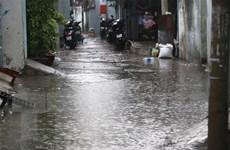 Tối và đêm 3/9, cả nước có mưa dông, đề phòng thời tiết nguy hiểm