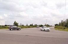 Đẩy nhanh tiến độ đường trục chính đi cảng Kỳ Hà và sân bay Chu Lai
