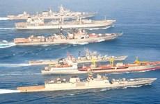 Nga và Ấn Độ kết thúc tập trận hải quân INDRA 2020 ở vịnh Bengal