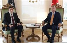 Tổng thống Thổ Nhĩ Kỳ và Thủ tướng Libya họp kín tại Istanbul