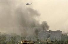 Sân bay quốc tế ở thủ đô Iraq tiếp tục bị tấn công bằng rocket