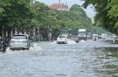 Hai ngày đầu tuần, Bắc Bộ và Thanh Hóa có mưa to đến rất to