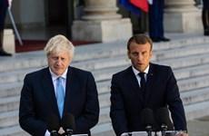 Pháp và Anh thúc đẩy đàm phán thỏa thuận hậu Brexit