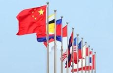 Trung Quốc đánh giá cao hợp tác của ASEAN trong phòng chống COVID-19
