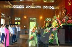 Nghệ An tổ chức trang trọng Lễ giỗ Chủ tịch Hồ Chí Minh lần thứ 51