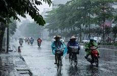 Bắc Bộ tiếp tục mưa to cục bộ, khả năng xảy ra lốc, sét và gió giật