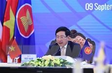 ASEAN 2020: Hội nghị Ngoại giao ASEAN với ba nước Đông Á