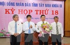 Thủ tướng phê chuẩn kết quả bầu Chủ tịch Ủy ban Nhân dân tỉnh Tây Ninh