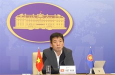 Phát huy vai trò trung tâm của ASEAN trong phòng chống, kiểm soát dịch