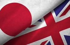 Anh và Nhật Bản đạt thỏa thuận thương mại tự do song phương
