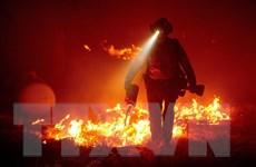 Mỹ: Hơn 500.000 người sơ tán do cháy rừng ở bang Oregon
