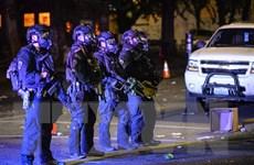 Mỹ: Thành phố Portland cấm cảnh sát dùng hơi cay để kiểm soát đám đông