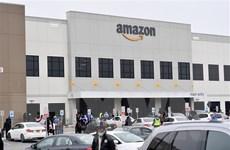 Amazon tuyển thêm 100.000 nhân viên đáp ứng nhu cầu mua sắm trực tuyến
