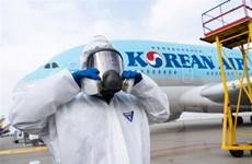 Hàn Quốc và Trung Quốc triển khai một số đường bay tạm thời