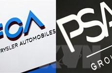 Fiat Chrysler và PSA điều chỉnh một số điều khoản thương vụ sáp nhập