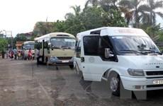 Bịt ''lỗ hổng'' trong dịch vụ xe ôtô đưa đón học sinh