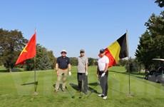 Giải golf giao hữu gây quỹ ủng hộ nạn nhân chất độc da cam tại Bỉ