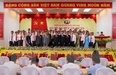 Cà Mau tổ chức thành công Đại hội Đảng bộ cấp trên cơ sở