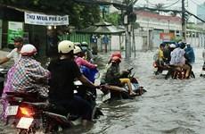 TP.HCM ứng phó đợt triều cường kết hợp mưa lớn diện rộng
