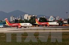 Hàng loạt các chuyến bay bị hủy do ảnh hưởng của bão số 5