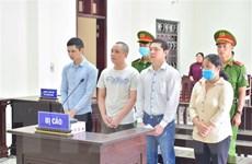 Tây Ninh: Làm giả thuốc tân dược, các bị cáo lãnh án từ 3-15 năm tù