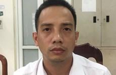 Hà Nội: Khởi tố, tạm giam đối tượng hành hung cảnh sát giao thông