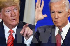 Bầu cử Mỹ: 2 ứng cử viên tăng tốc trong các sự kiện vận động trực tiếp