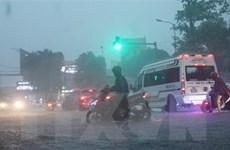 Ảnh hưởng của hoàn lưu sau bão, nhiều khu vực có mưa to