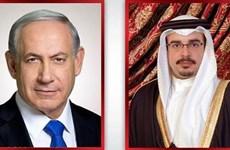 Lãnh đạo Israel và Bahrain trao đổi về bình thường hóa quan hệ