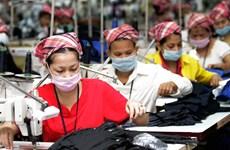 Gánh nặng gia tăng lên ngành gia công hàng dệt may Campuchia