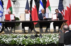 Kỳ vọng hợp tác kinh tế từ thỏa thuận giữa Israel và UAE, Bahrain