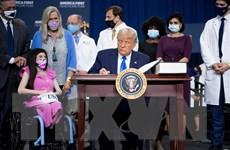 Tổng thống Mỹ ký sắc lệnh hành pháp về chăm sóc sức khỏe người dân