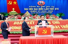 Ông Hồ Văn Niên giữ chức Bí thư Tỉnh ủy Gia Lai nhiệm kỳ 2020-2025