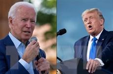 Bầu cử Tổng thống Mỹ 2020: Gay cấn trước ''màn so găng'' đầu tiên