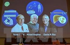 Nobel Y học 2020 vinh danh cuộc chiến chống bệnh viêm gan