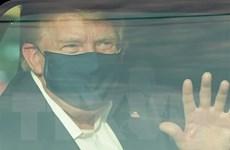 Nhà Trắng: Sức khỏe của Tổng thống Donald Trump tiếp tục cải thiện