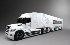 Toyota và Hino sẽ phát triển xe tải chạy pin cho thị trường Bắc Mỹ