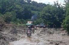 Đắk Nông: Mưa lũ gây sạt lở, ngập lụt tại huyện Krông Nô
