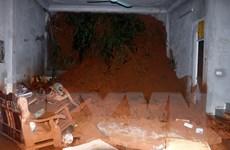 Hình ảnh Lào Cai thiệt hại nặng nề do mưa lũ gây ra