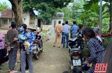 Thanh Hóa: Hai vợ chồng tử vong tại nhà với nhiều vết đâm